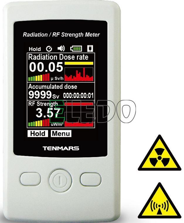 TENMARS TM-93 měřič radiace